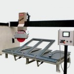 Spielvogel Finch Stone saw. www.patsharkeyengineering.co.uk
