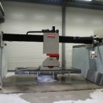 Spielvogel 800 Granite saw. www.patsharkeyengineering.co.uk