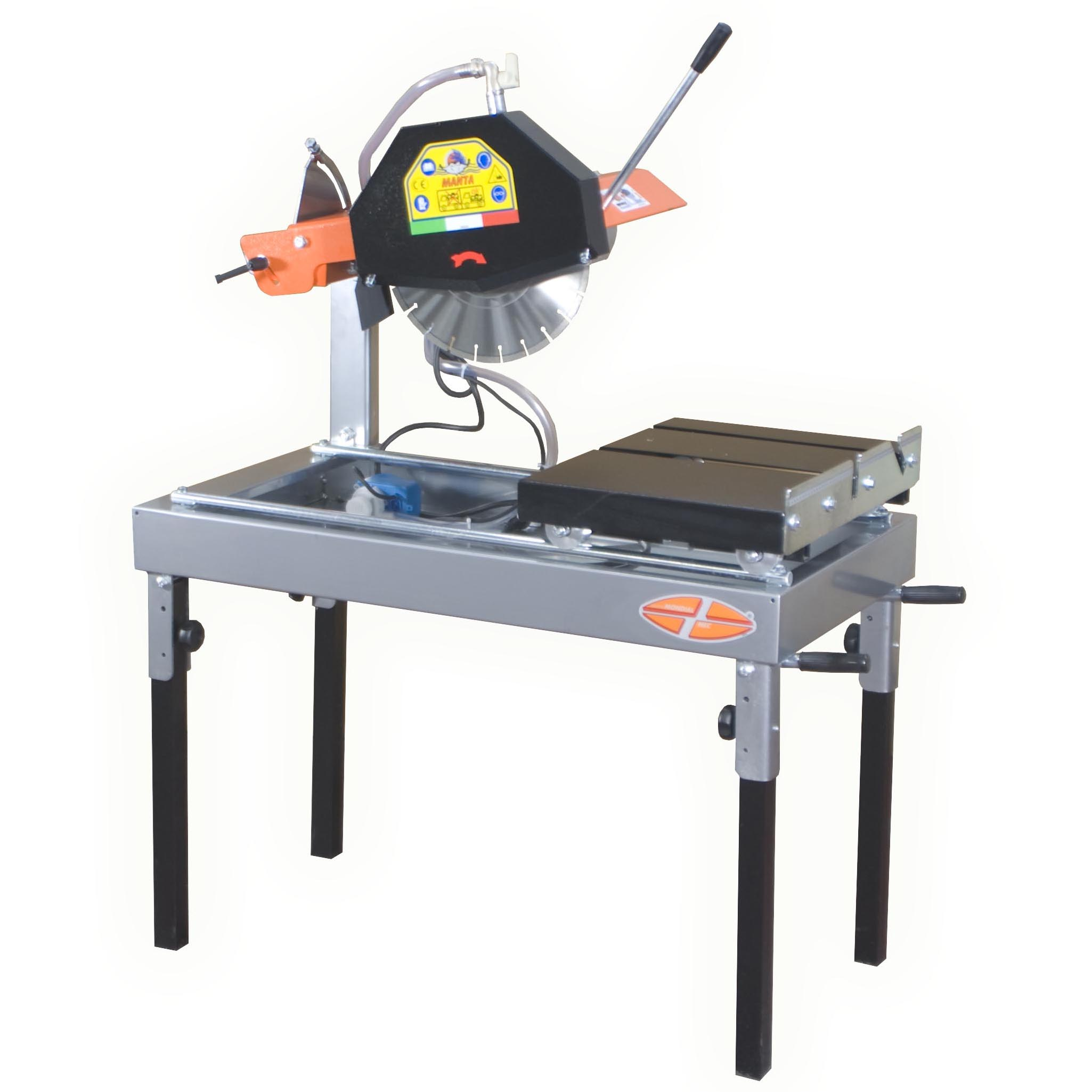 Mondial Manta Stone Saw, www.patsharkeyengineering.co.uk