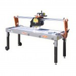 Mondial Manta Bench & Tile Saw. www.patsharkeyengineering.co.uk