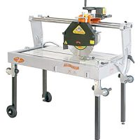 Manta Aluminium Bench/Tile Saw. www.patsharkeyengineering.co.uk