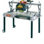 Manta Alluminium bench saw. www.patsharkeyengineeing.co.uk