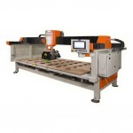 six axis saw, monobloc saw, Mondial Manta Poker 12