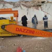 Quarry Machinery: Chain Saws: Wire Saws etc.